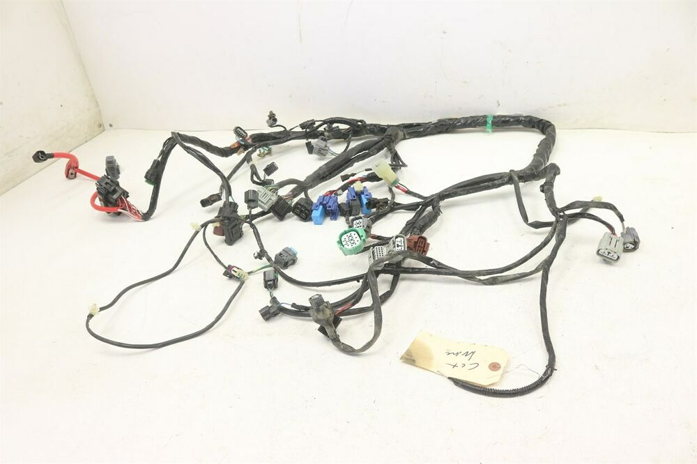 Honda Rancher 420 Fa 15 Wiring Harness Chassis 19964