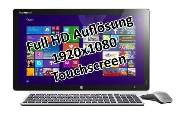 Lenovo Horizon 2e i5 4210U 1,7GHz 4GB 500GB 21,5