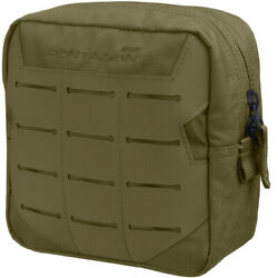 Pentagon Elpis 15x15 Utility Pouch Tactical Police Airsoft Hunting MOLLE Olive