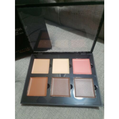 lot-of-6-anastasia-beverly-hills-contour-kit-cream-contour-palette-authentic