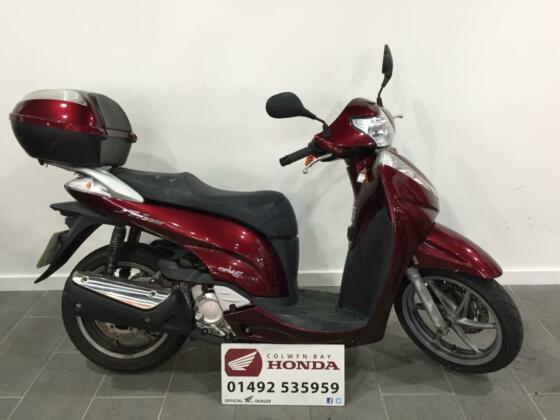2009 Honda SH300 SH 300 Scooter 300cc Commuter, A2 Licence Friendly