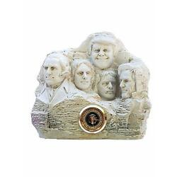 Kyпить Donald J. Trump Mount Rushmore TrumpMore With Presidential Clock USA US #MAGA# на еВаy.соm
