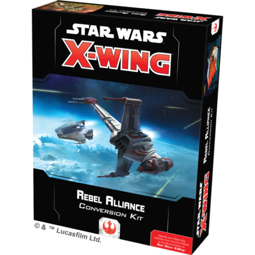 X-Wing 2.0 Individual Ship Conversion - Rebel Alliance