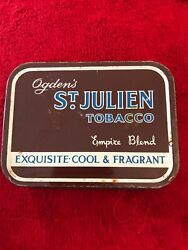 Tobacciana & Smoking Supplies - Tobacco Tins | Best Offers