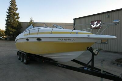 1989 Cobalt-Condurre 263 Cruiser Clean Title project Low Reserve 89 Low Hours