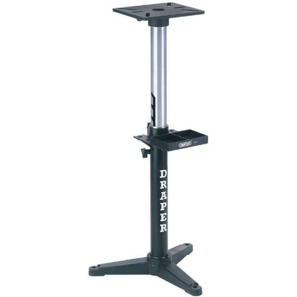 Bench Grinder Stand Draper Adjustable Height