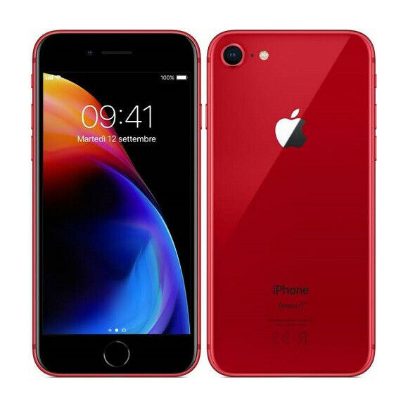 Rouge Apple iPhone 8 4.7