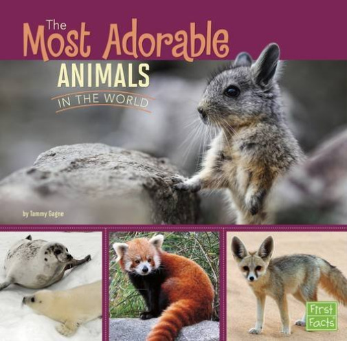 GroßbritannienGagne  Tammy-The Most  Animals In The World BOOKH NEU