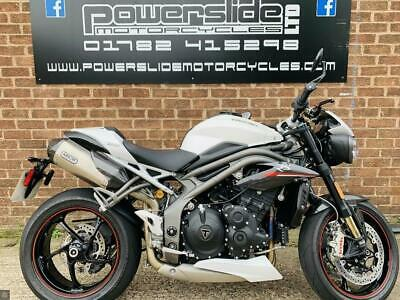 2018 Triumph Speed Triple RS - Immaculate low mileage example