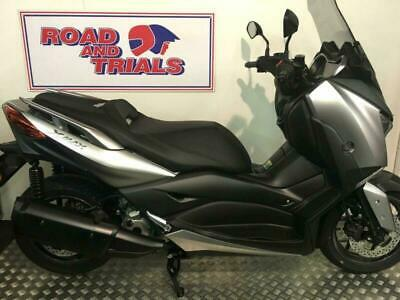 2020 Yamaha X-MAX 300 fully automatic scooter black fully prepared