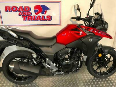2020 Suzuki V-Strom 250cc adventure bike Payments from 79 pounds  on PCP