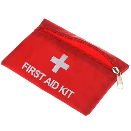 img-16x11cm Outdoor Hiking Camping Survival Travel Emergency First Aid Kit Bag Pa TD