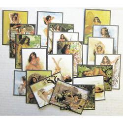 Kyпить CAVEWOMAN NUMBERED CARD SET #2 Reproducing BUDD ROOT Artwork in a 20 CARD SET на еВаy.соm