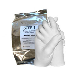 Kyпить - REFILL STEP 1 Molding Powder -   for Luna Bean KEEPSAKE HANDS Casting Kit на еВаy.соm