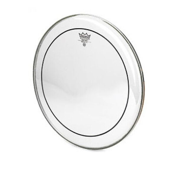 REMO WATHERKING PINSTRIPE BASS DRUM 18'' PS0318 CLEAR