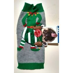 Pet Dog Warm Sweater Puppy Cat Shirt Winter Knitted Clothes Apparel Jacket Coat