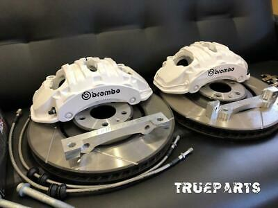 Brembo BBK front for Audi A4 A5 b9 Q7 Q8  6pot calipers 380x36 slot rotor disk