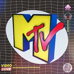 Kyпить MTV Logo Decoration Sign на еВаy.соm