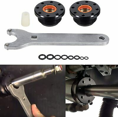 Front Mount Hydraulic Steering Cylinder Seal Kit Wrench HS5157 Parts for Seastar