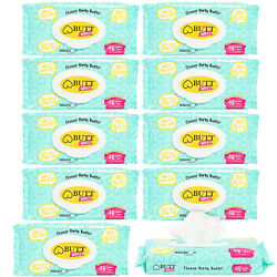 Kyпить 10x Flushable Butt Wet Wipes for Adults and Children Aloe Vera Scented 480 Wipes на еВаy.соm
