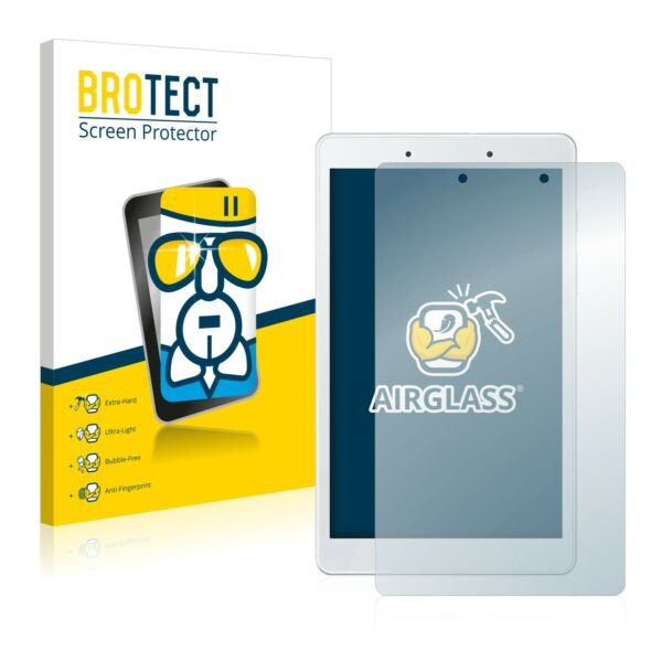 AllemagneSamsung Galaxy Tab A 2019 8.0 Wi-Fi  Film de Verre Panzer Protection