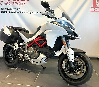 Ducati Multistrada 1200S Touring 2016 10300 miles - Panniers. 12 month Warranty