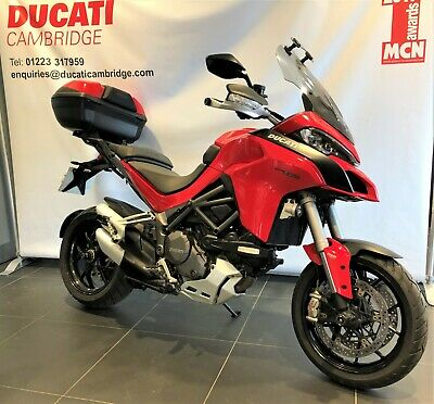 Ducati Multistrada 1260 S 2018 -12 month Used Approved Warranty