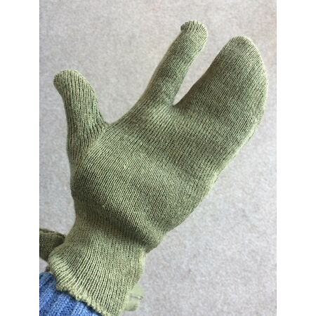 img-WW2 British Issue Army Sniper Gloves Un-issued 1940s Military