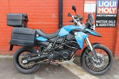 2014 14 BMW F800GS *ABSOLULTEY LOADED MACHINE, FSH, LOVELY CONDITION, 12MTH MOT*