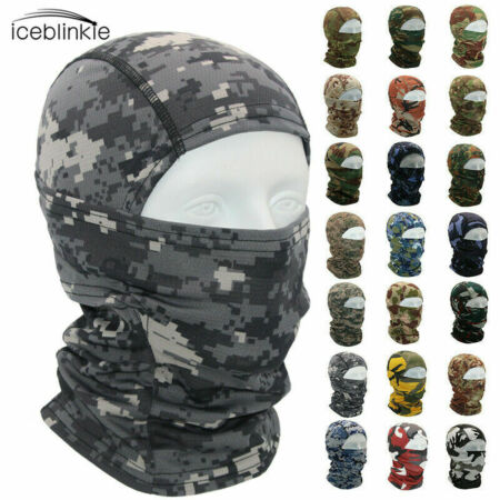img-Tactical Balaclava Full Face Scarf Shield Army Military SAS MTP CS Headwear Hats