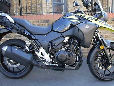 2018 Suzuki DL 250,VStrom 250,Only 619 miles from new,A2 licence