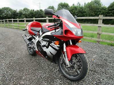 1997 (P) Suzuki GSXR 750 V SRAD, Black/Grey/Red. 44000 Miles.FSH, MOT May 2021