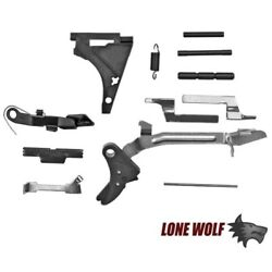 Kyпить Lone Wolf Universal Parts Kit Lower for Glock 17 19 22 23 26 27 Gen 1 2 3  UFK  на еВаy.соm