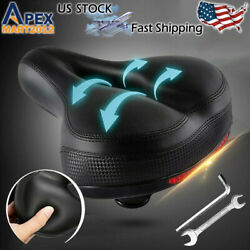 Kyпить Comfort Wide Big Bum Soft Gel Cruiser Bike Saddle Bicycle Seat Air Cushion Pad на еВаy.соm