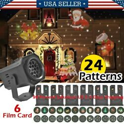Kyпить Christmas and Halloween Holiday LED Laser Light Projector House Landscape  на еВаy.соm