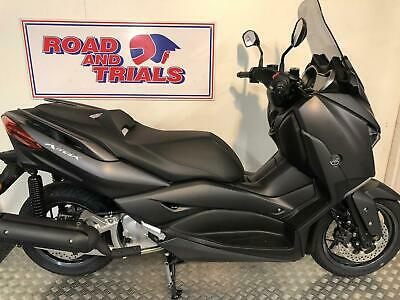 New 2020 Yamaha X-Max 125 cc Fully Automatic Scooter Grey