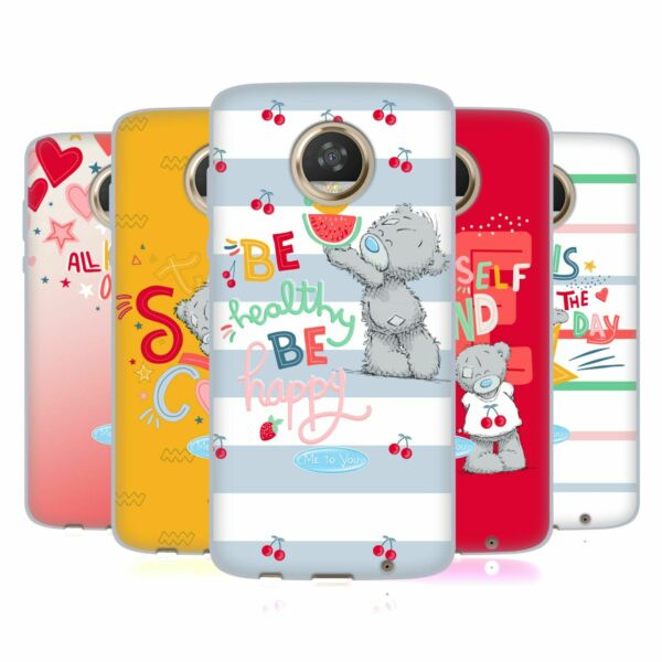 Royaume-UniOFFICIAL ME TO YOU RETRO FUN SOFT GEL CASE FOR MOTOROLA PHONES