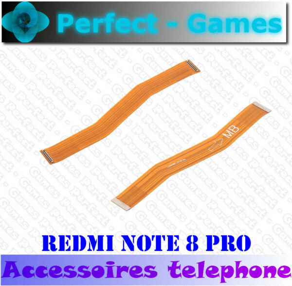 Gosné,FranceRedmi Note 8 pro nappe  charge carte mère charging motherboard cable