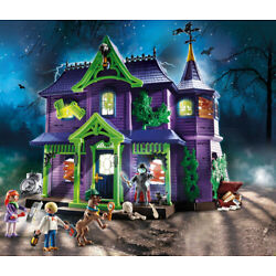Kyпить Playmobil - Scooby-Doo! Adventure in the Mystery Mansion [New Toy] Boxed Set, на еВаy.соm