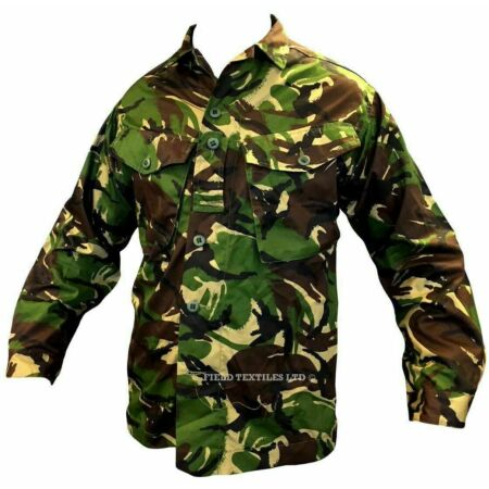 img-DPM COMBAT JACKET - ARMY/MILITARY - Grade 1 Used - Various Sizes