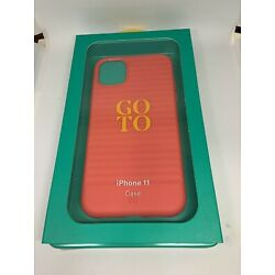 GoTo Swell Case for Apple iPhone 11