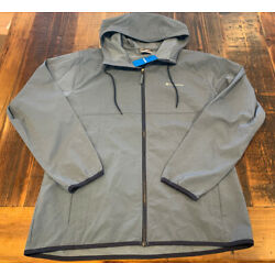 Kyпить Columbia PINE ORCHARD Hooded Softshell Jacket Water Resistant Mens Large NEW на еВаy.соm