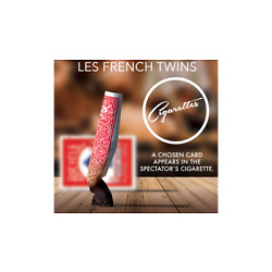 Kyпить CIGARETTES (Red) by Les French TWINS - Trick на еВаy.соm