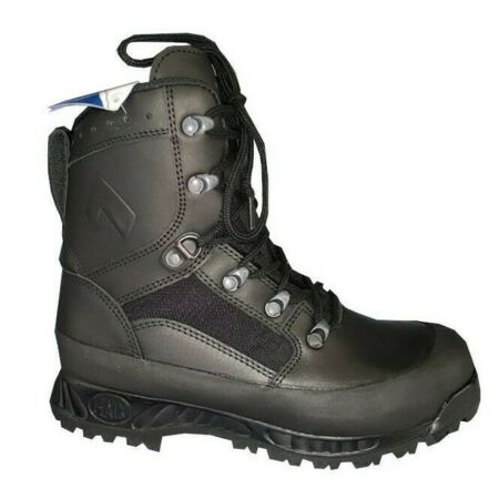 img-HAIX COMBAT HIGH LIABILITY BLACK BOOTS - NEW IN BOX - MALE - SIZE 5W - A20
