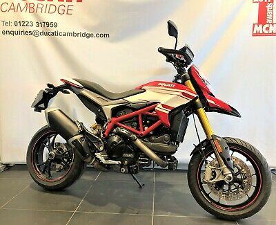 Ducati Hypermotard 939 SP 2016 7681 miles - Used Approved Warranty