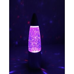 Kyпить NEW LED Multicolor Sparkle Party Lava Lamp 6