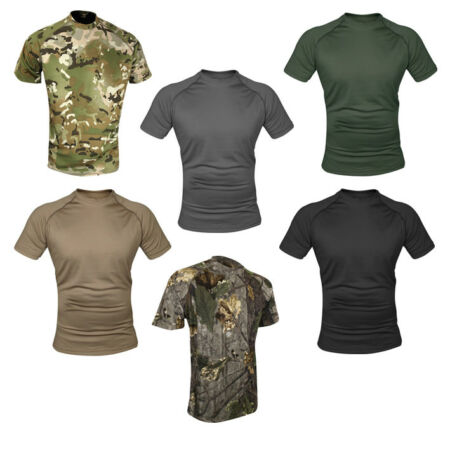 img-VIPER MESH TECH T SHIRT TACTICAL WICKING MILITARY POLICE SECURITY ARMY