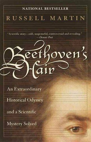 Eastbourne,United KingdomBeethoven's : An Extraordinary Historical Odyssey and a Scientific...