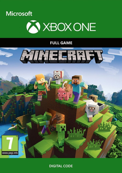 Royaume-UniMinecraft Full Game  [Xbox One] - Instant Dispatch