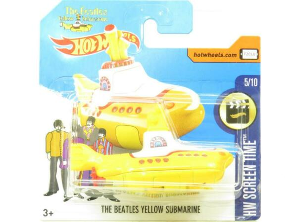 Royaume-Uni The Beatles Jaune sous-Marin 49/365 Court Carte 1 64 Scale Scellé New
